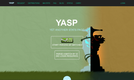 yasp.co screenshot